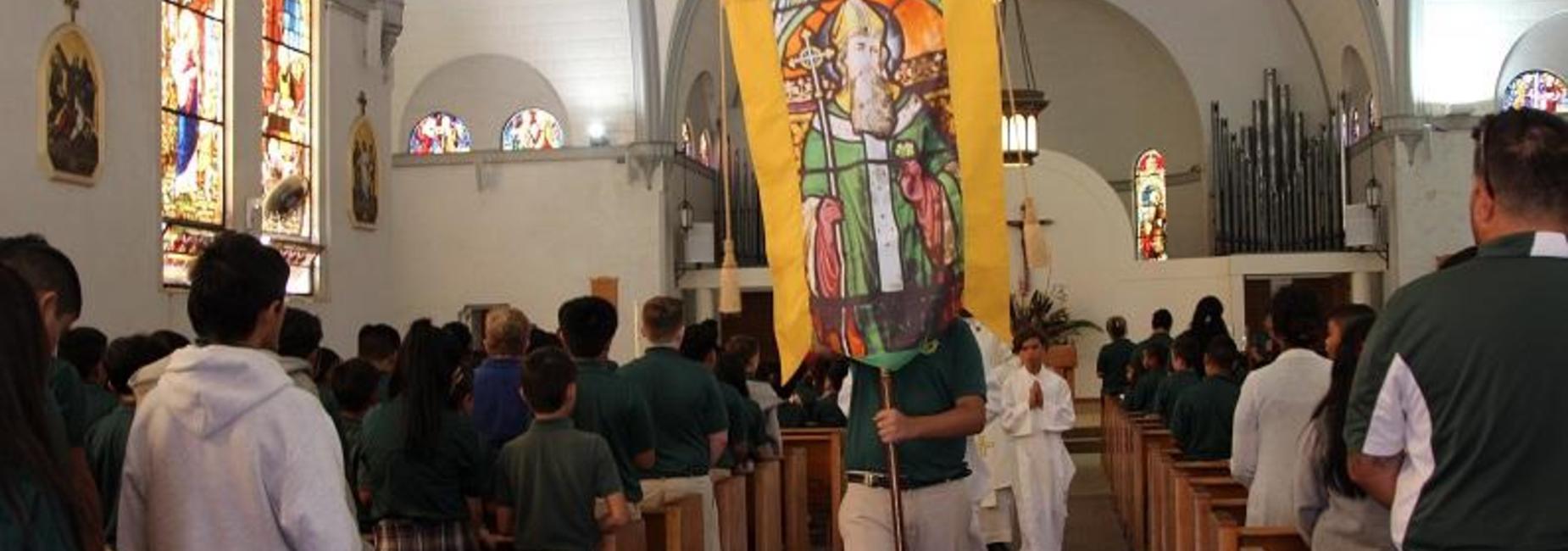 Saint Patrick Church and School