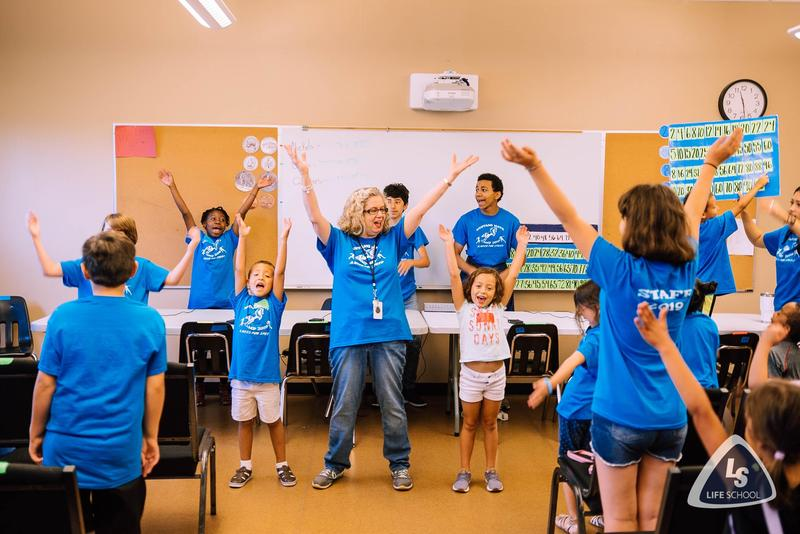 Life School's 2019 Math Camp: Empowers a niche for numbers