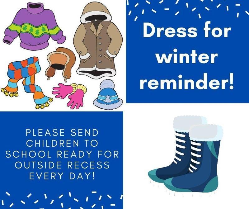 Reminder for Winter
