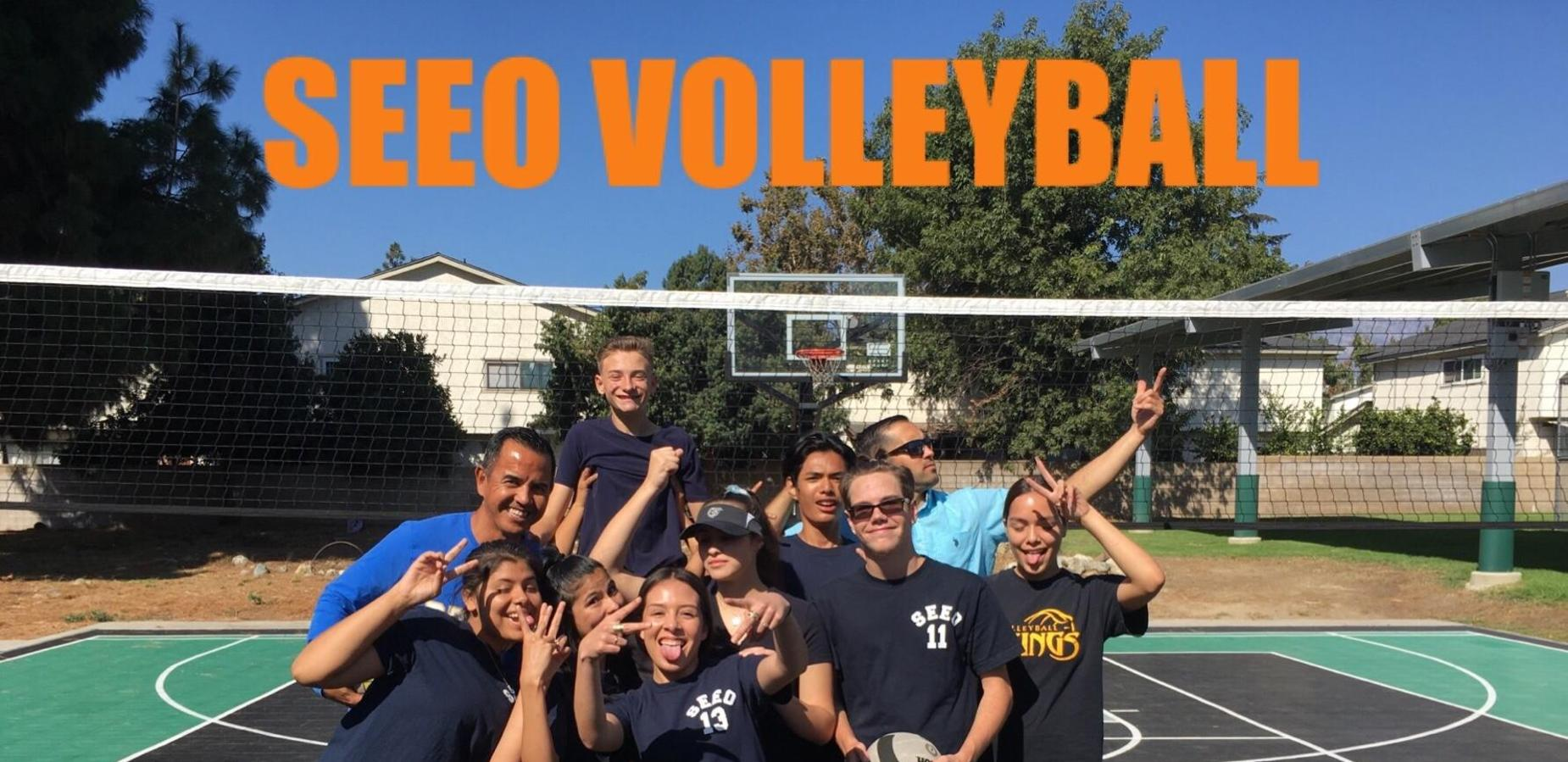SEEO's Volleyball Team