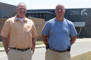 Thornapple Kellogg Schools now has two school resource officers to help with security in the district.