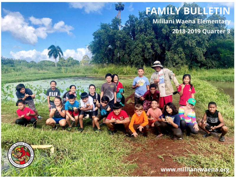 Latest Family Bulletin Available Online Featured Photo