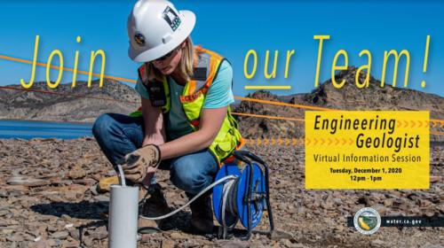 engineering geologist info session