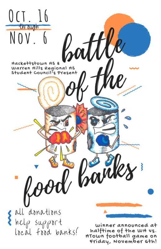 Battle of the Food Banks Featured Photo