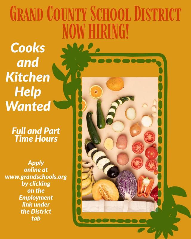 Now hiring! Cooks and kitchen staff Featured Photo