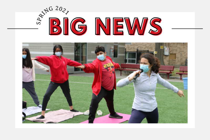 Big News - Spring 2021 Featured Photo