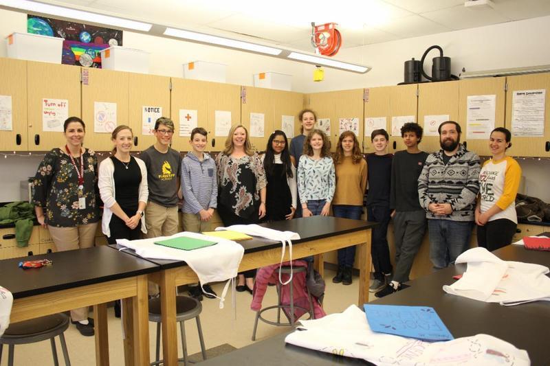 CordenPharma Regional Science Fair Flagstaff Academy Award Winners -  Way To Go, Dragons! Thumbnail Image