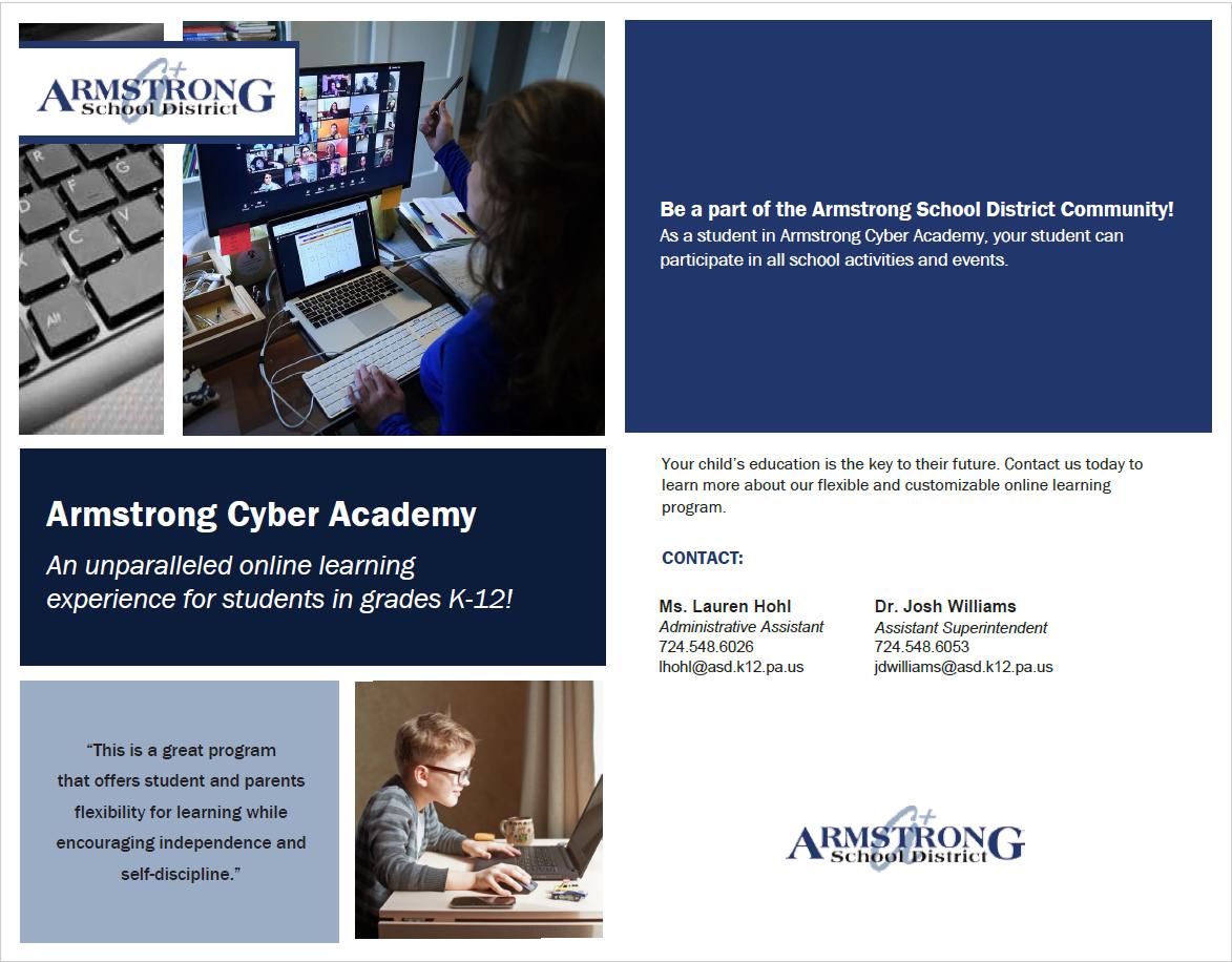 Photos of Armstrong School District Calendar 2021