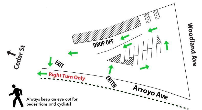 Arroyo-Drop-off-Pick-up