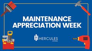 Maintenance Appreciation Week Featured Photo
