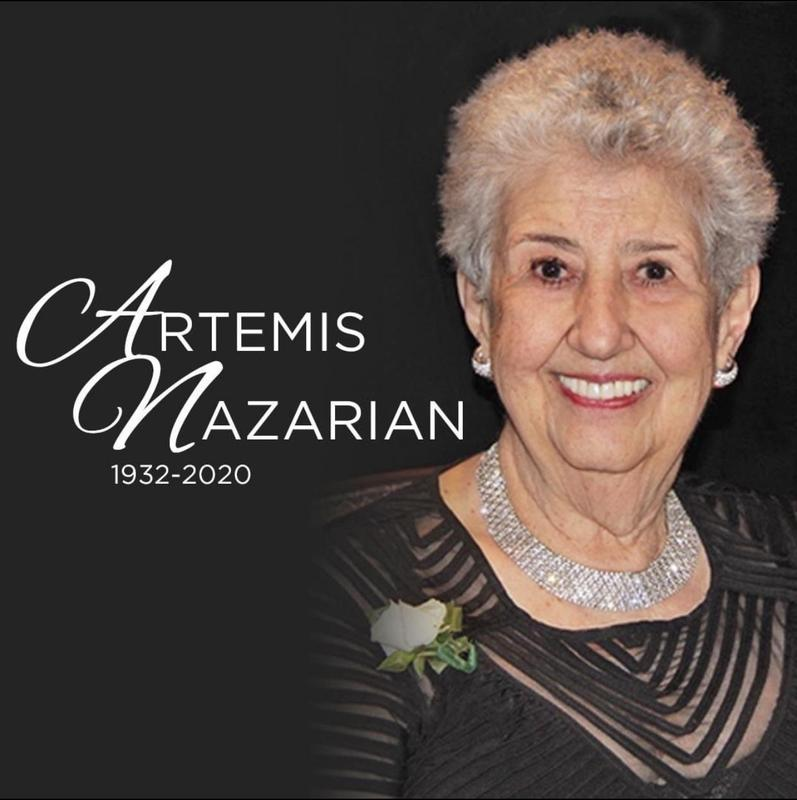 AGBU MDS Mourns the loss of global philanthropist Artemis Nazarian. Featured Photo