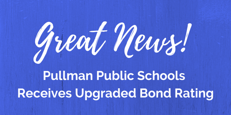 Moody's Upgrades Pullman School District Bond Rating Thumbnail Image