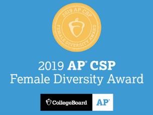 AP CSP Award Logo