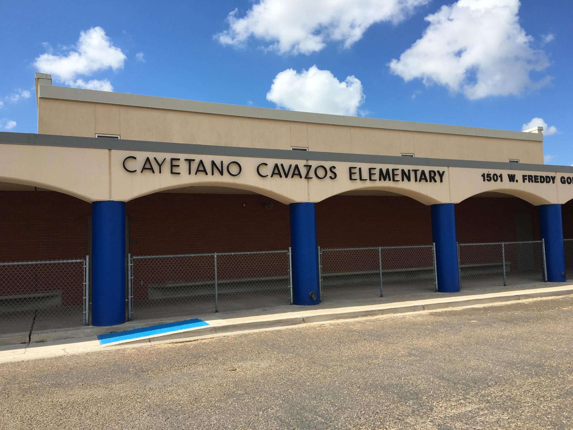 Cavazos Elementary