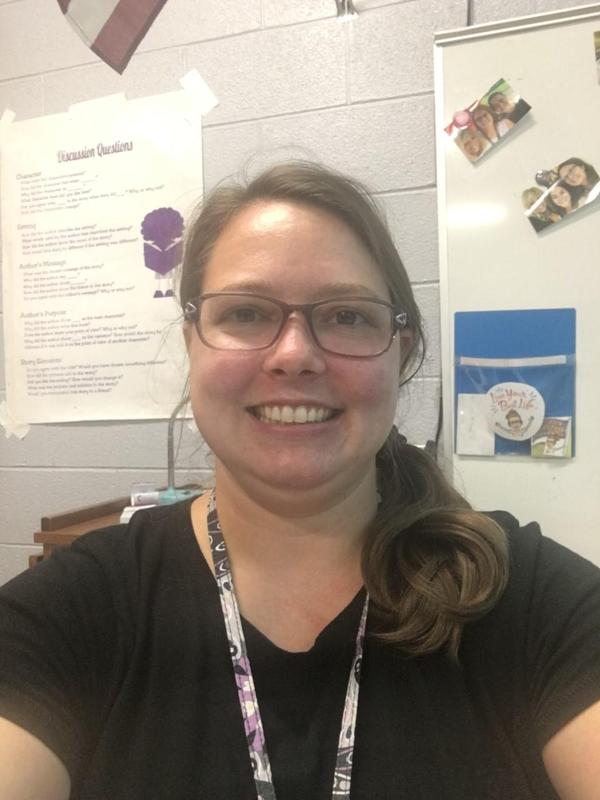 Teacher of the year pic