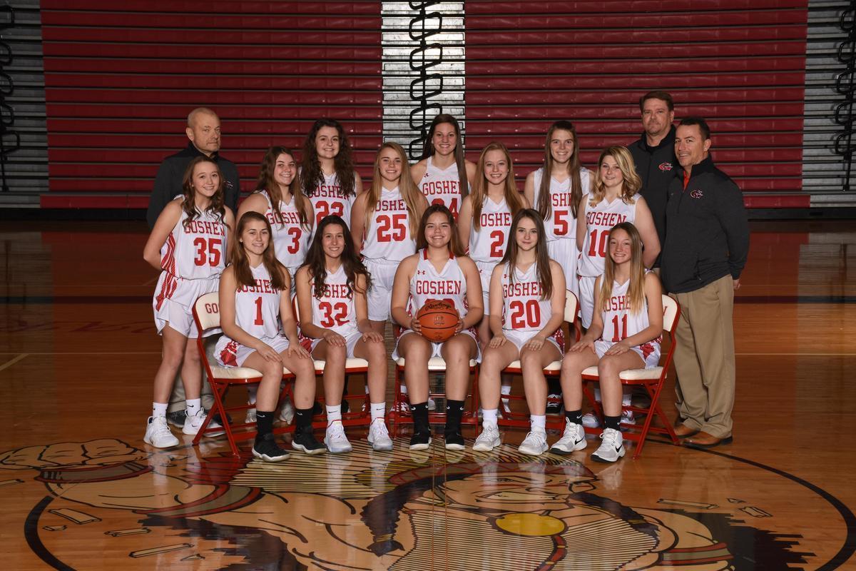 Varsity Girls Basketball 19/20