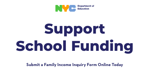 **Family Income Inquiry Form** Featured Photo