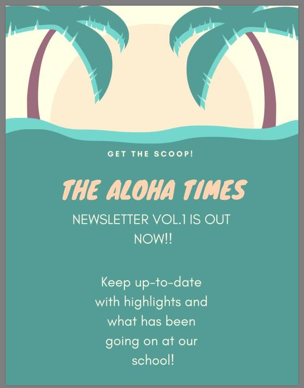 The Aloha Times: Volume 1 Featured Photo