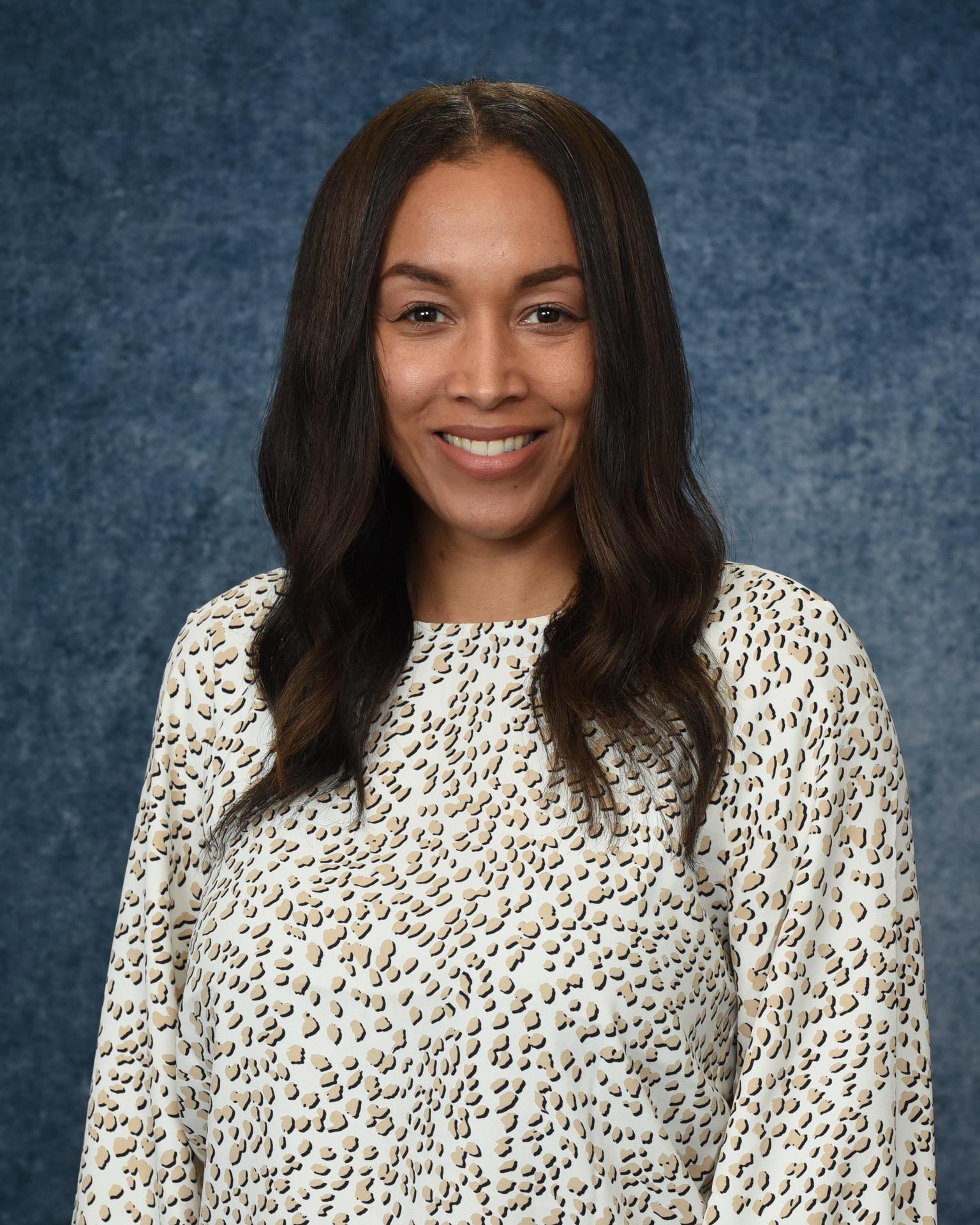 Ms. Keona Sanders