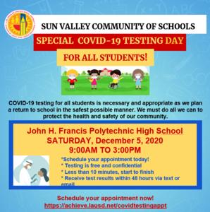 COVID Testing at Poly HS eng.png