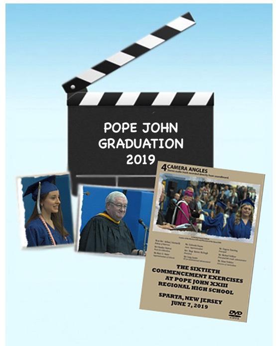 PJ Graduation DVD 2019