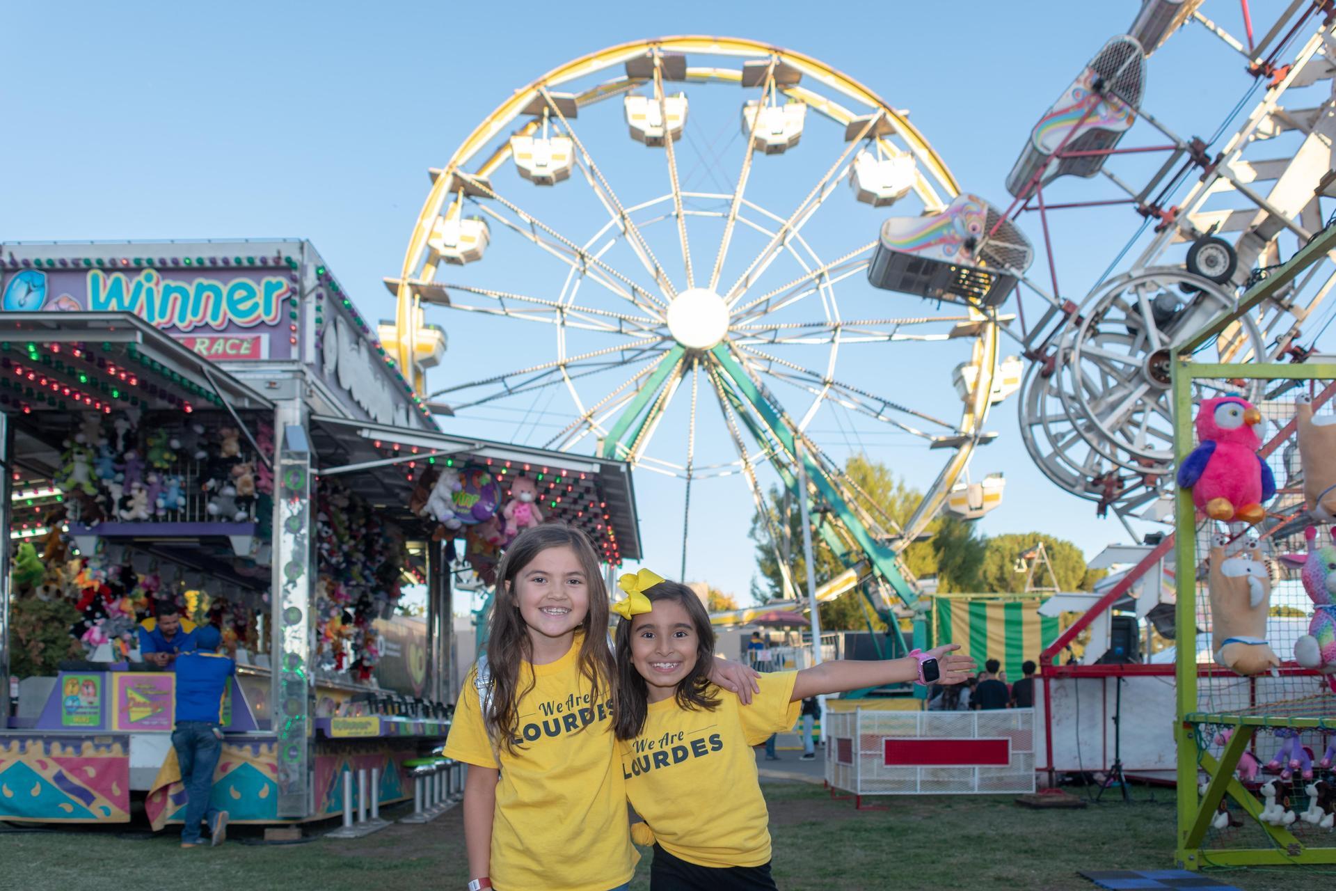 Festival Fun - Rides
