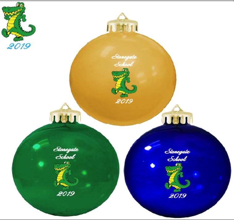 Stonegate 2019 Ornaments Thumbnail Image