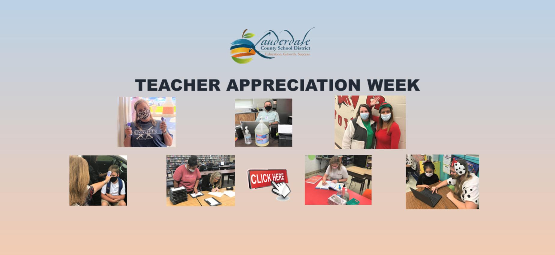 Teacher Appreciation Week Graphic
