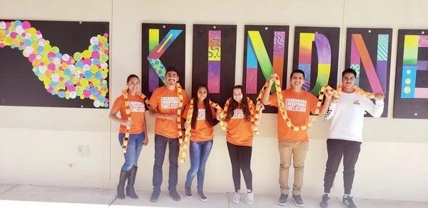 LVMHS Students Spread Kindness on Unity Day Featured Photo