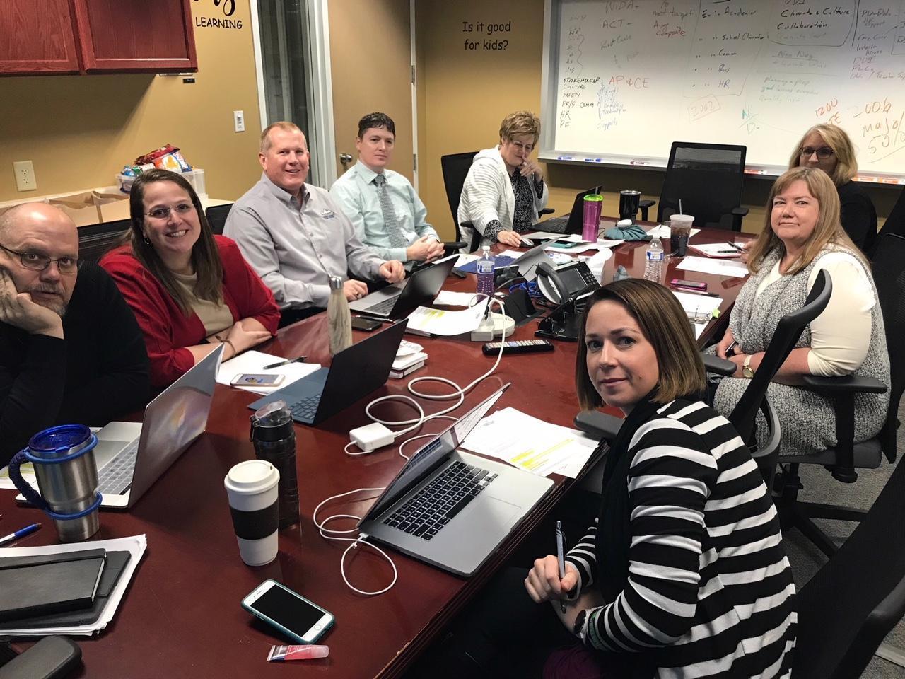 Superintendents Executive Staff (SES)