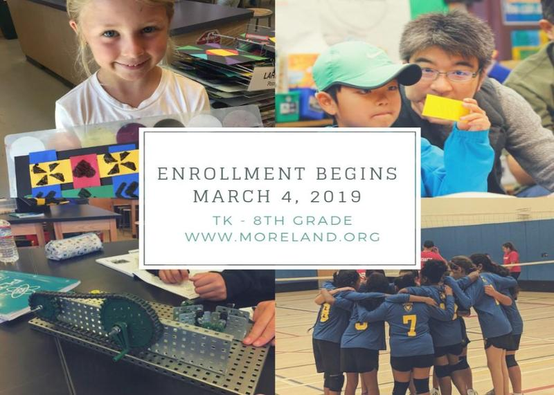 Enrollment Begins March 4, 2019 Thumbnail Image