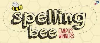 Congratulations Spelling Bee Winners! Thumbnail Image