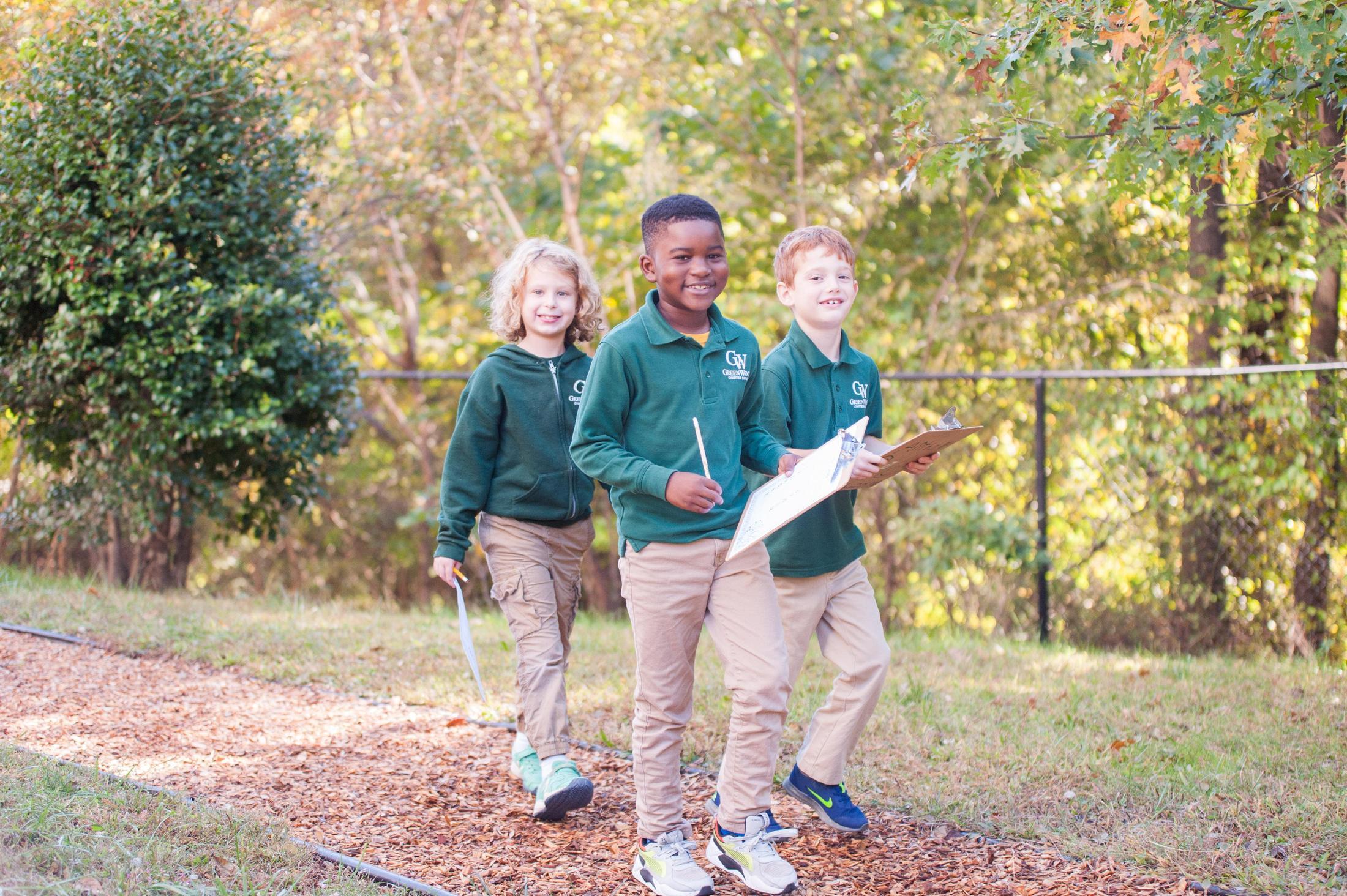Curriculum Overview - Curriculum - Green Woods Charter School
