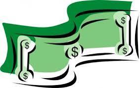 clip art of dollar