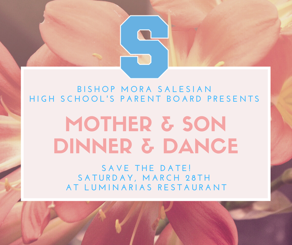 Mother & Son Dinner/ Dance