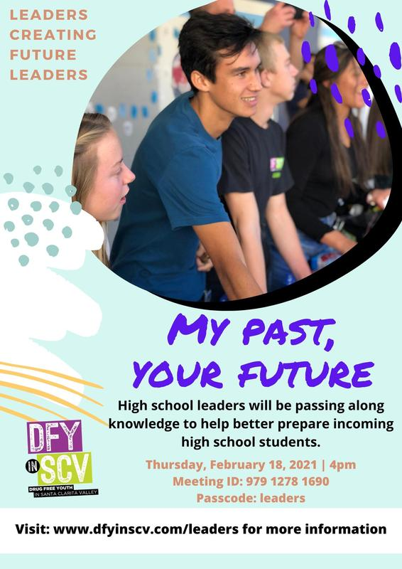 DFYinSCV Meeting Feb 18 @ 4:00 Featured Photo