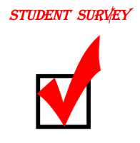 STUDENT SURVEY Featured Photo