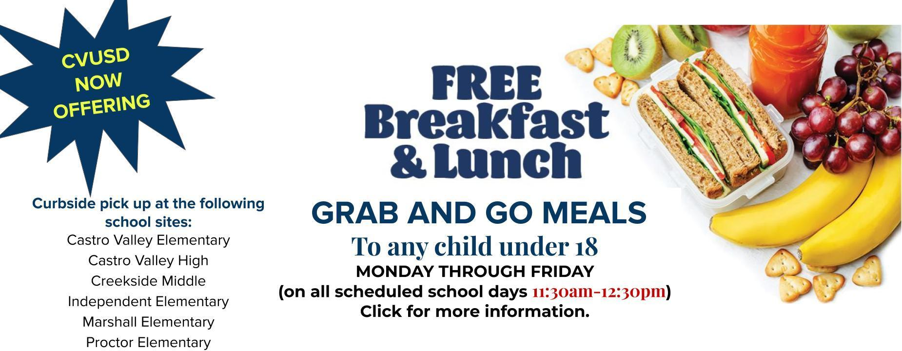 Free Lunches!