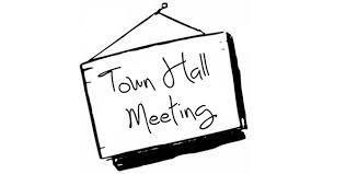 Upcoming Town Hall Meeting Thumbnail Image