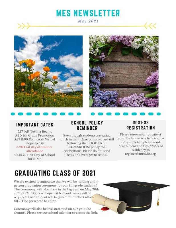 May 2021 Newsletter Featured Photo
