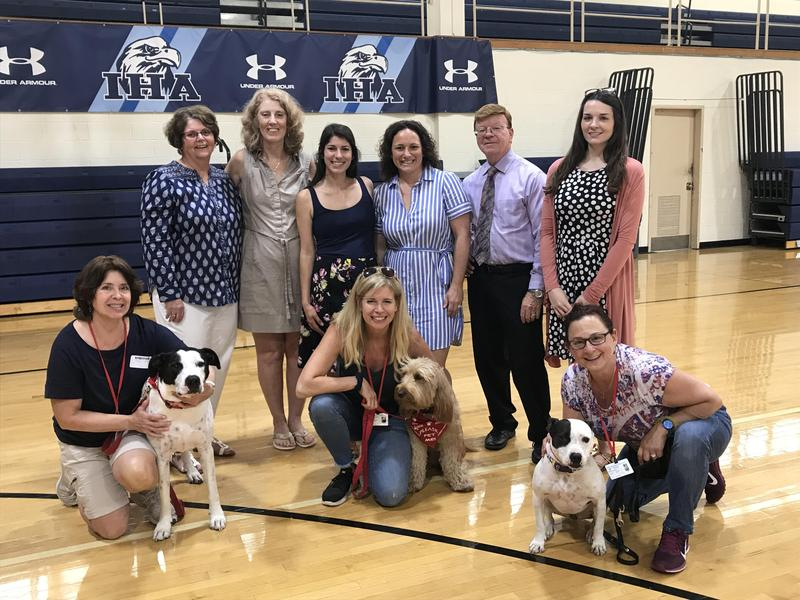 Therapy Dogs of Tenafly Visit IHA Thumbnail Image