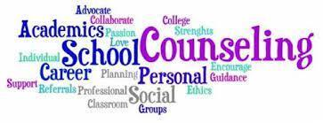 School Counseling is about...