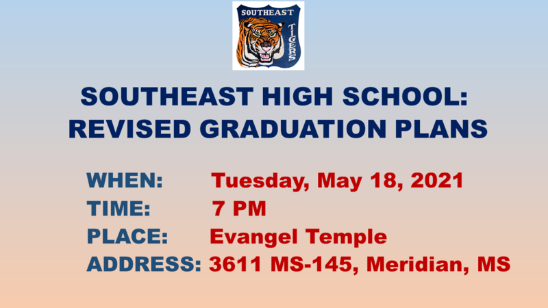 SEHS Graduation Changes Announced