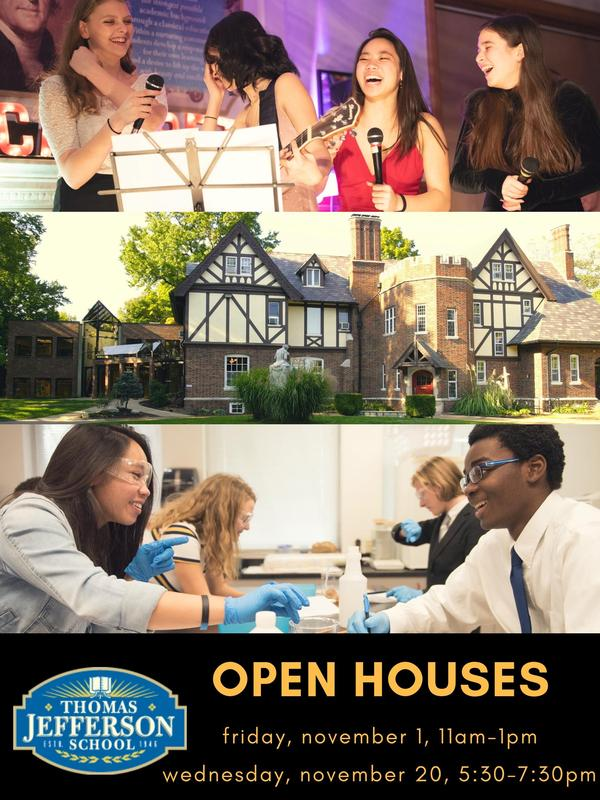 Register for our Open House on November 20th! Featured Photo