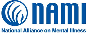 This is a picture of the NAMI logo