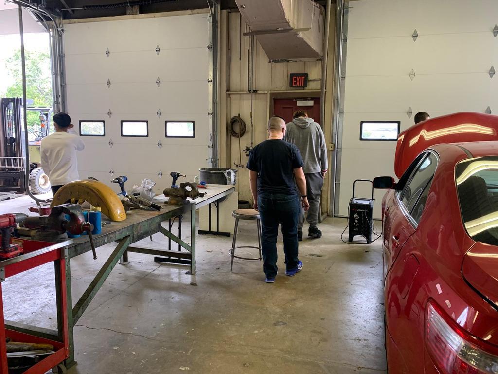 Automotive Collision Repair