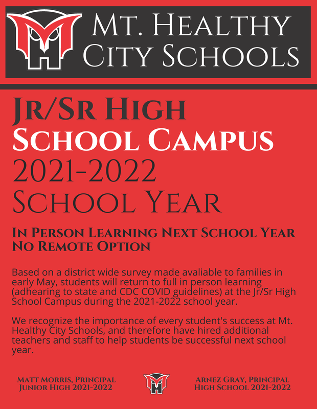 Jr/Sr High School Learning Plan for 2021-22 Featured Photo
