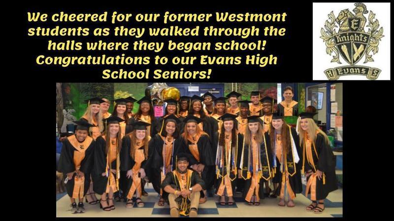 EHS Senior Walk @ WES
