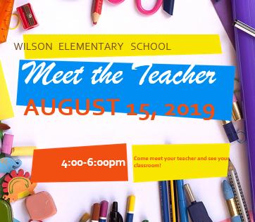 Meet the Teacher! Thumbnail Image