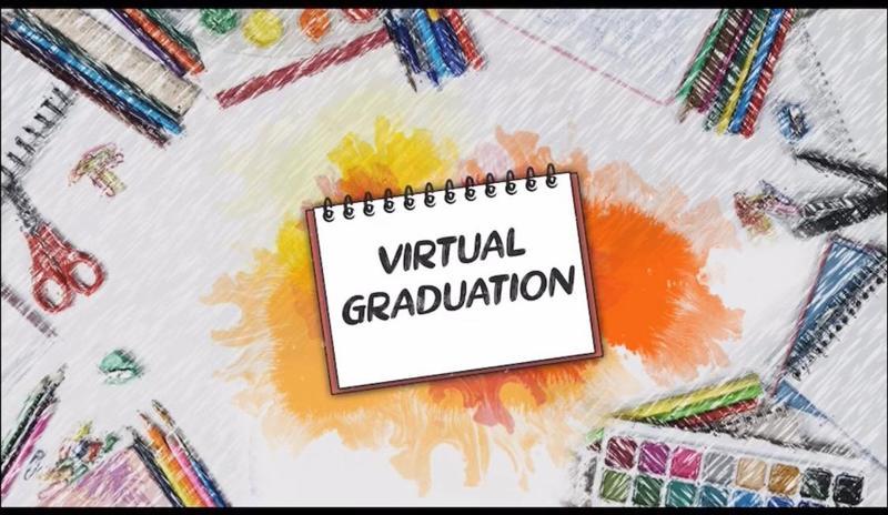 Virtual Graduation Video